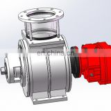 fast clean, 99% qualified Rotary Airlock Valve Chinese rotary valve