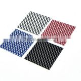 Custom Designed Carbon Fiber Veneers For Head Band Hair Band