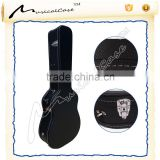 Senior wood guitar shape acoustic guitar case