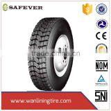High output capacity retread tires for light truck, LT235/75R15 tyres
