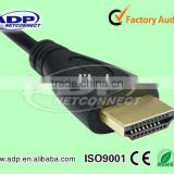 30AWG Flat HDMI Cable Version1.4 cable hdmi for ps4