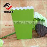 Exported French fries box / KFC french fries packing box / die cut food paper bag