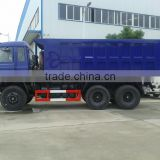 20 tons dongfeng 3 axles used dump truck for sale, 6x4 tipper truck