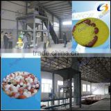 BB fertilizer granulator machinery / Compound fertilizer granules blending machine