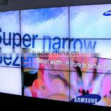 LCD video Wall panel / Big panel size video wall, advertising displays, LCD monitor