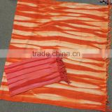 Fashion Hammam Fouta Towel & Tunish tye dye fouta pareo Towel & Kikoy Towel high quality beach cover