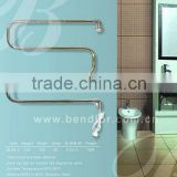 Bathroom Used Swivel Stainless Steel HEATED TOWEL RAIL (BLG4-2)