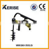 Low price soil post hole digger