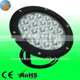 high power 18w led underwater lighting