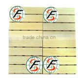 Punched hole mineral fiber board/Perforated Board circular hole and slotted mdf/hdf