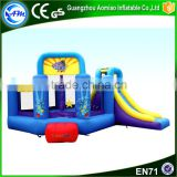 Factory low price bouncy castle material baby bouncer commercial bounce house