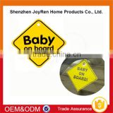 Wholesale High Material Car Window Sticker Baby Warning Sign Baby On Board