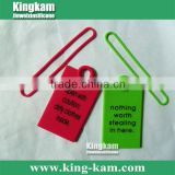 Hot Custom LOGO silicone luggage tags
