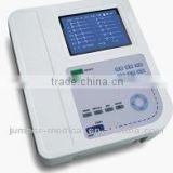 Jumper portable ECG machine 1/3/6/12 leads
