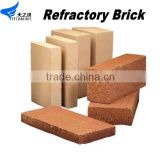 clay bricks Furnace Bottom Fire Clay Block Types of Refractory Bricks and Motar Cheap wholesale Clay Cobbles Brown/clay brick