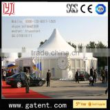 Six Side ABS Wall PVC Tent, Aluminium Tent,6061/T6 Aluminium,with 5M*5M pagoda tent for receipt
