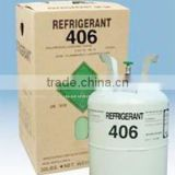r406a refrigerant gas manufactory home appliance/electronics / freezer/auto car/ compressor/ air condition