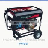 four stroke portable diesel generators