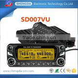 Trade Assurance best selling VHF UHF mulit band ham walkie talkie and high range mobile radio transceiver military used car