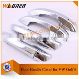 Chrome Car Door Handle Covers for VW Golf 6                                                                         Quality Choice