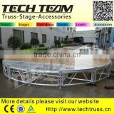 2014 Successful Case New Design Outdoor Concert Stage Sale