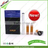 Top Selling 510 disposable cartomizer Rechargeable button less vaporizer pen on Sale