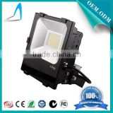 high quality MW driver 30W flood light & pure aluminium reflector UL led smd flood light hot selling