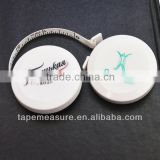 150cm/60inch custom retractable factory promotional tape measure upon Your Design and Logo