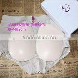 sexy light silicone buttock pads silicone padded panties,hip padded panties,invisible padded panties
