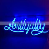 SMD Mini neon sign 12V led flex neon customized light