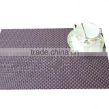Personalized Pvc Foam Placemats,Woven Placemats Wholesale Place Mats                                                                         Quality Choice