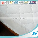 massage latex mattress topper protector quilting waterproof down microfiber mattress topper with bed spread