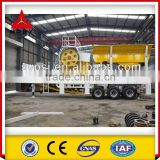 Rock Stone Mobile Crushing Plant