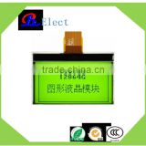 2015 alibaba hot sell lcdmodule, financial electronic device, FSTN Dot LCD module, 12864