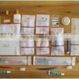 Cheap Disposable items Hotel Amenity/hotel Supplies/amenity Set