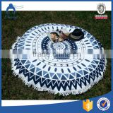 High Quality Large Round Cheap Custom Print Beach Towel Hotsale