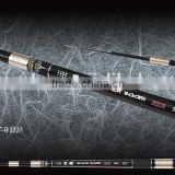 Tsuen Chen fishing rod prawn rod carbon fiber high quality BLACK BOOM 5/6 6/7 7/8 XXH ZOOM