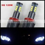 Canbus 120W LED Angel Eyes marker for BMW X5 E70 X6 E71 E90 E91 E92 M3 E60 E82 E93 E63 LED Marker Headlight angel eyes
