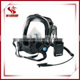 radio communication full face mask for breathing apparatus respirator mask