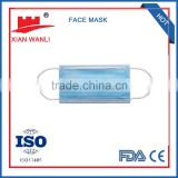 surgical,non woven protective disposable 3 ply surgical Non-woven Disposable Face Mask Made In China