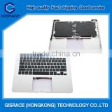 Original Laptop Topcase for Macbook pro 13 A1278 top case with US keyboard 2011 2012 Year MD101 MD102