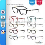 2015 NEW slim eyeglasses optical reading frames nice spectacle                                                                         Quality Choice