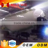 Hot sale 2 axle cement tank trailer bulk good quality cement trailers cement carrier truck