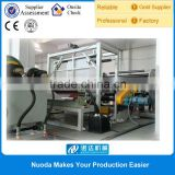 2014 Hot Sell PE Breathable Film Hygiene Baby Diaper Making Machine