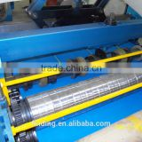 Hangzhou China steel sheet cut to length line