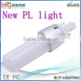 Hot saling led lamps ygh-390 g24q-3 osram cfl led pl replacement lamp 9w g23 led pl lamp