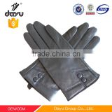Keep Warm Hand Winter Gloves Driving Leather Hand Gloves Thin Hand Touch Screen Women Gloves