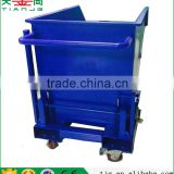"Seller Online Direct Supplier 4""Caster For Forklift Metal Concrete Cart"