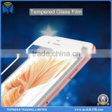 premium anti glare cell phone tempered glass screen protector for iphone 6