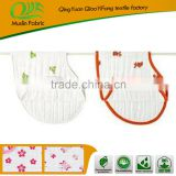 Baby Product Manufacture Soft Bib Organic Burp Cloth By Trade Assurance